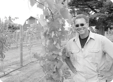 Jon McClain Scandia Valley Vineyards
