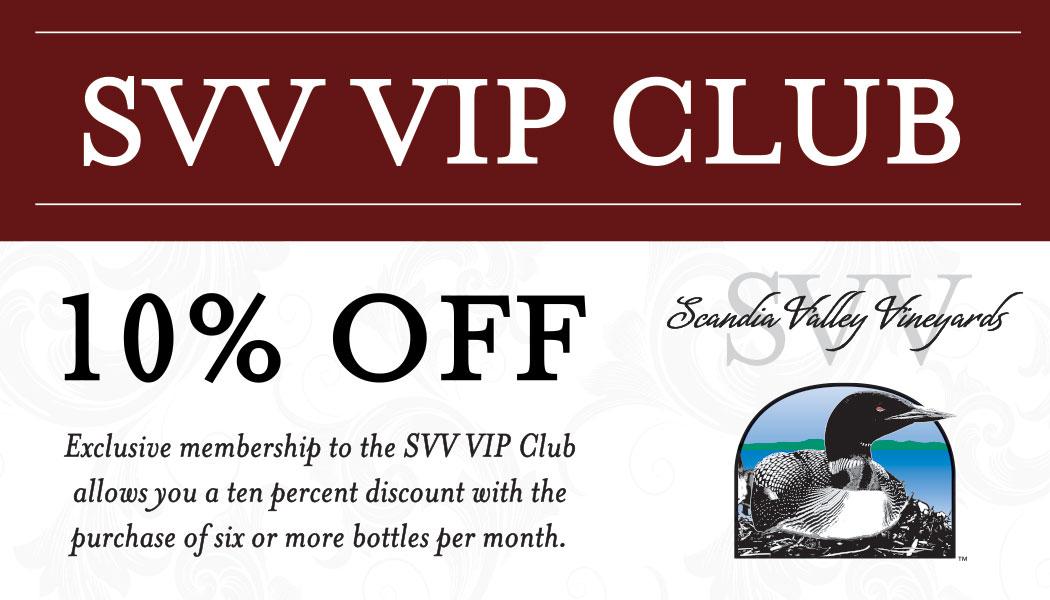 SVV VIP Club